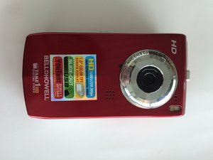 Bell and Howell T100HD-R修理