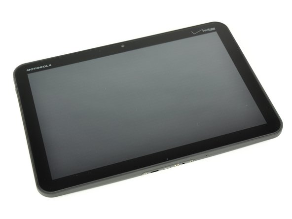 "*Fanfare* Ladies and gentlemen, we present the Motorola Xoom tablet with Android 3.0 ""Honeycomb."""