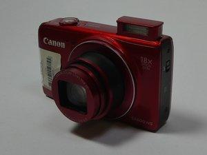 Canon PowerShot SX600 HS Repair