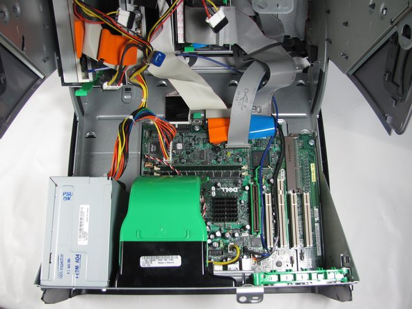 Dell OptiPlex GX260 Main Fan Replacement