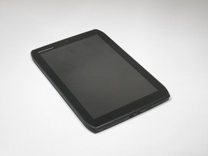 Motorola XOOM 2 Media Edition Troubleshooting
