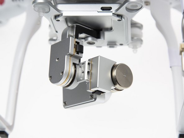 How to Level the DJI Phantom 2 Vision+ Camera Gimbal