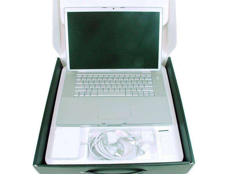 Macbook Pro 15 U0026quot  Core 2 Duo Model A1211 Teardown