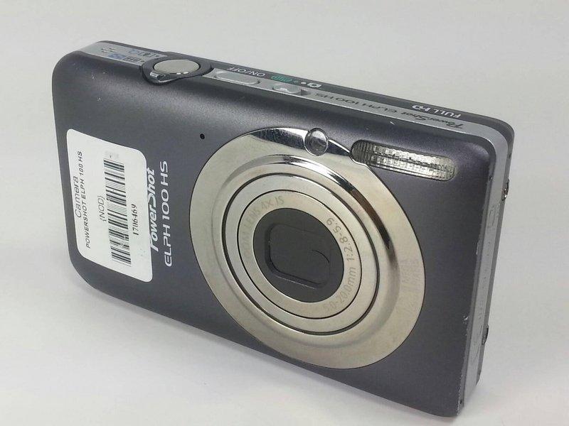 canon powershot elph 100 hs troubleshooting ifixit rh ifixit com Canon Elph 2 Canon ELPH 330