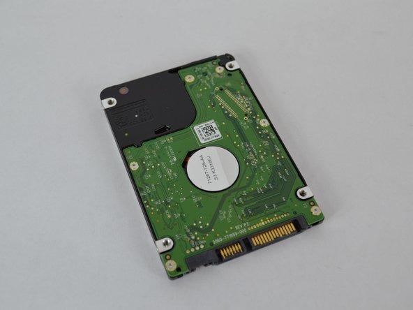 Asus R510CA-OB01 Hard Drive Replacement