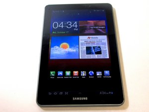 Samsung Galaxy Tab 7.7 Repair