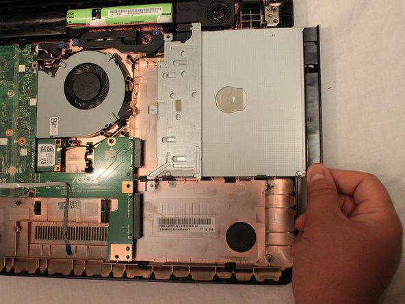 Asus R541UA-RB51 CD Drive Replacement