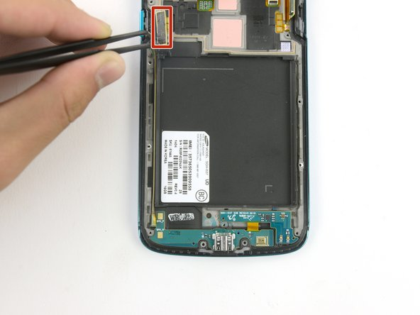 Samsung Galaxy S4 Active Display Assembly Replacement