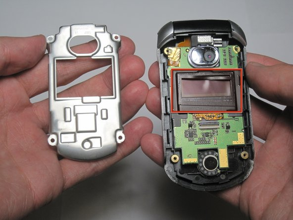 Motorola V276 Small LCD Display Screen Replacement