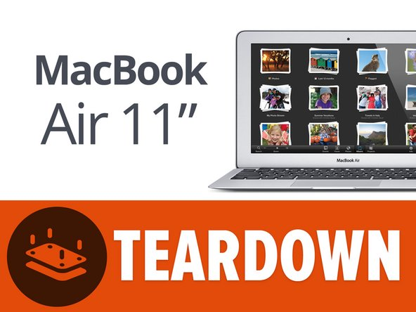 "Thought we were done after the MacBook Air 13"" Teardown? Think again; we've found another Apple for our bushel."
