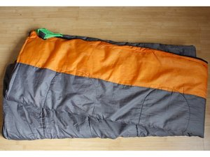 Sleeping Bag Repair