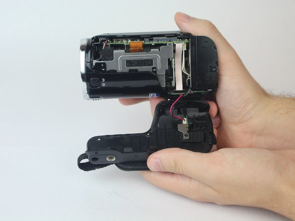 Samsung HMX-F90 Strap Side Outer Casing Replacement