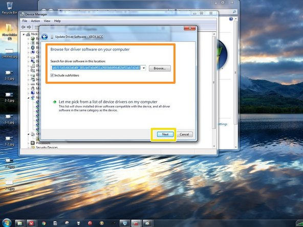 Once you have downloaded the driver, the files will need to be copied to a standard folder. This can be done by moving the files manually or using a program like 7Zip.