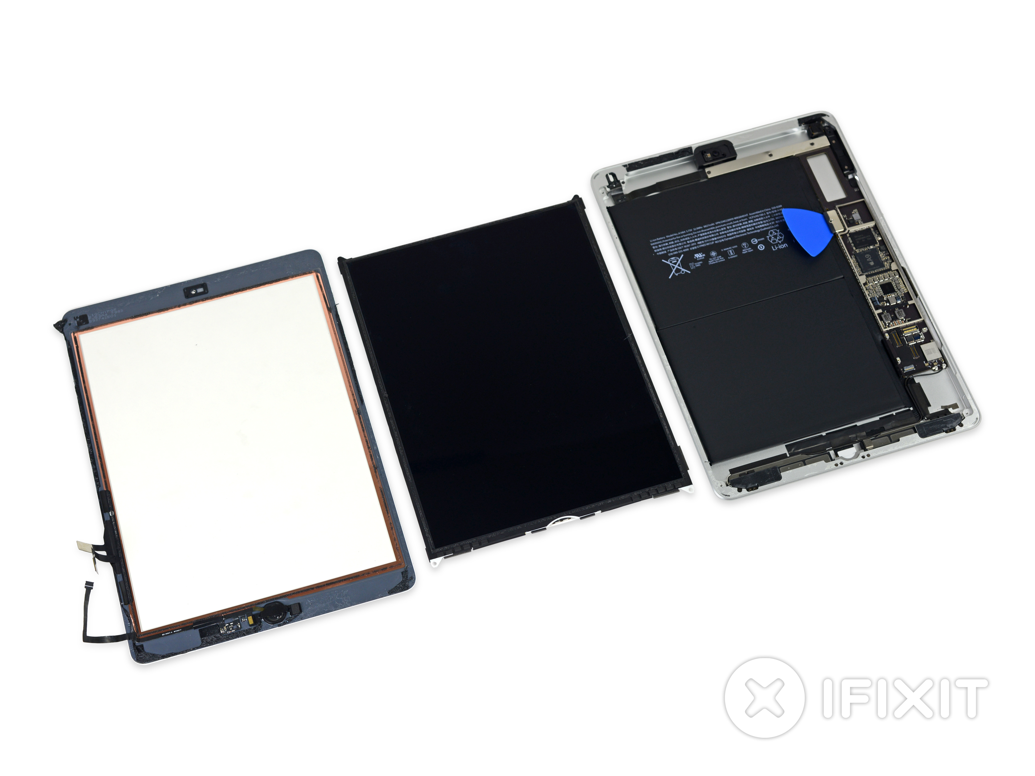 Ipad 5 Teardown Ifixit Fused Wiring Recipe Vendor