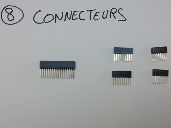 5 connecteurs