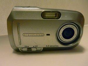 Olympus D590 Repair