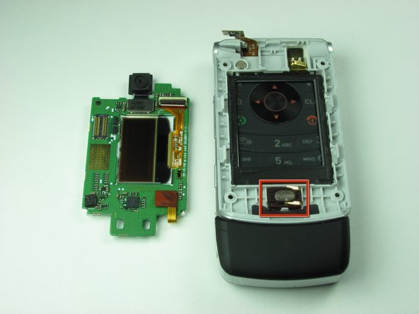 Motorola W385 speaker replacement