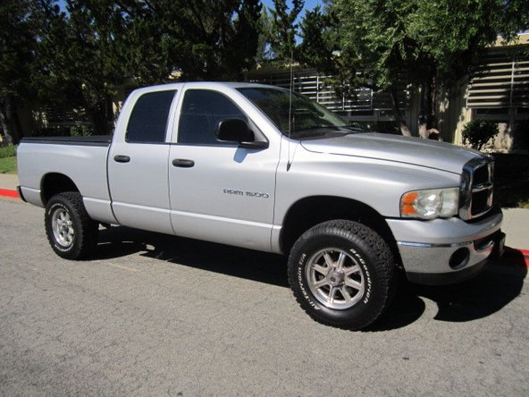 2002 2008 Dodge Ram 1500 Troubleshooting 2002 2003 2004