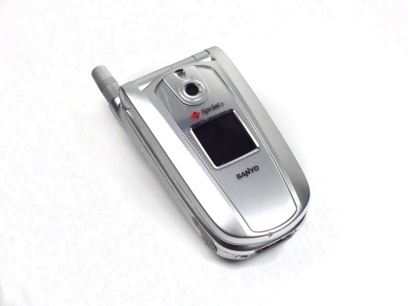 sanyo scp 8100 troubleshooting ifixit rh ifixit com Sanyo Cell Phones Sprint Sanyo SCP-3810