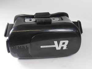 Virtual Reality Lens