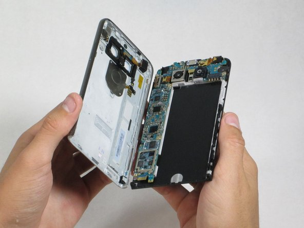 LG G5 Front Panel Assembly