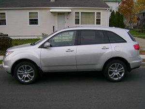 2007-2013 Acura MDX