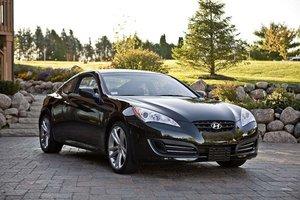 Hyundai Genesis Coupe 2009-2012
