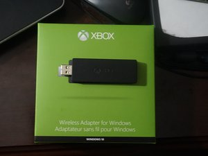 Xbox One Wireless Receiver (Model 1713)