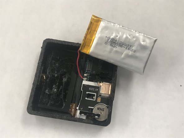 Sony Smart Watch SW2 Battery Replacement