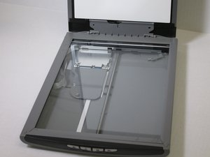 Scanner Glass