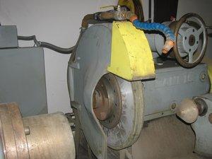 Landis Universal Cylindrical Grinder (3U4D5D-17 ) Grindstone