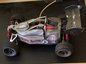 Reely Carbon Fighter Brushless