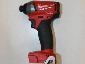 Milwaukee Hex Impact Driver 2753-20 Repair