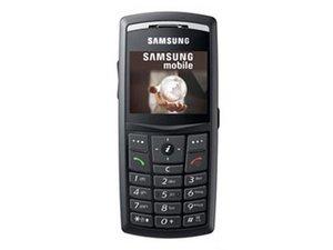 Samsung SGH-X820 Repair