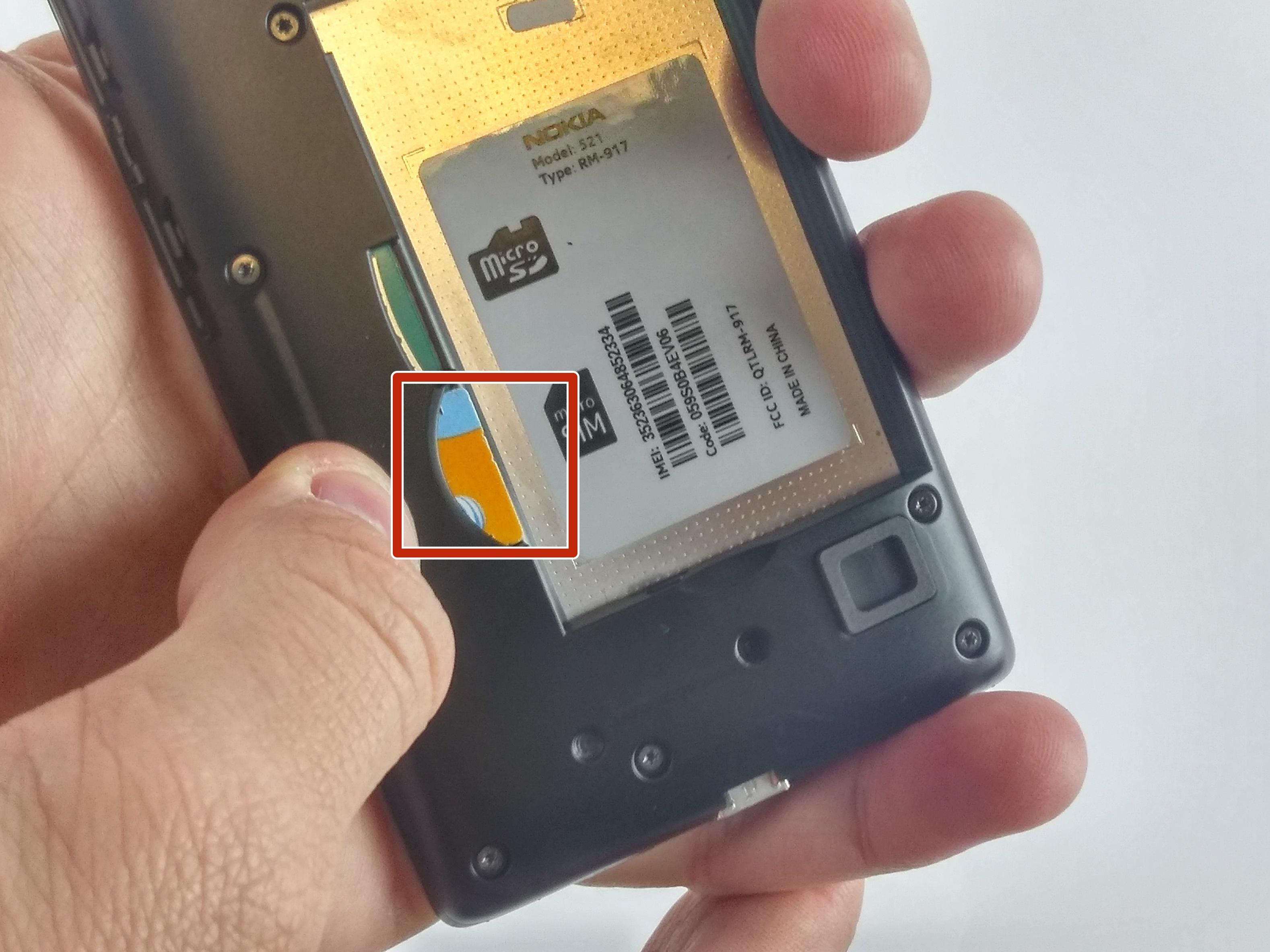 Lumia 521 8 1 update - Sim Card