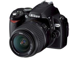 Nikon D40X Repair