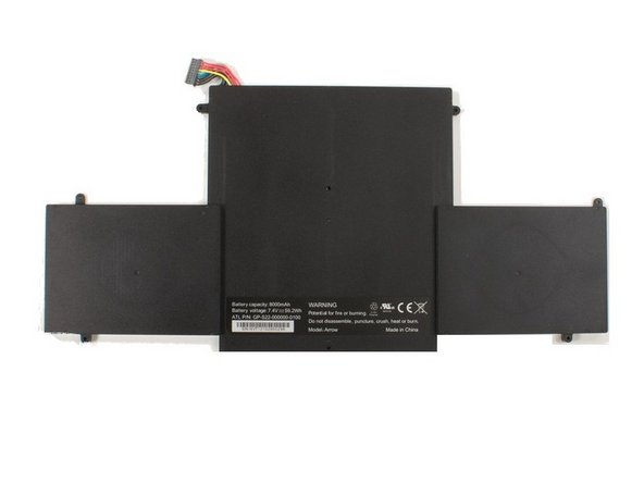 Chromebook Pixel (2013) Battery Replacement