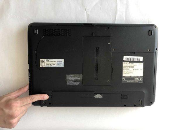 Toshiba Satellite L755-S5244 Hard Drive Replacement