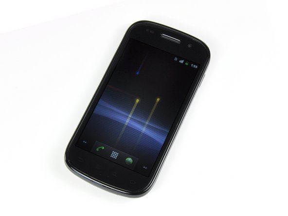 The Nexus S is a variation of the Samsung Galaxy S, sporting more or less the same hardware specifications as its brethren.
