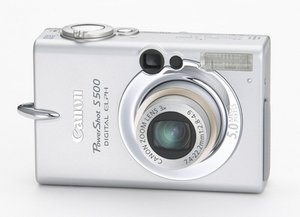 Canon PowerShot SD Series Repair