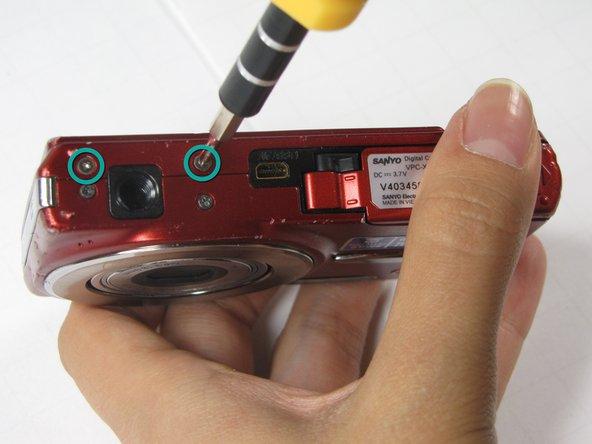 Image 3/3: Five 3.5mm Phillips Screws