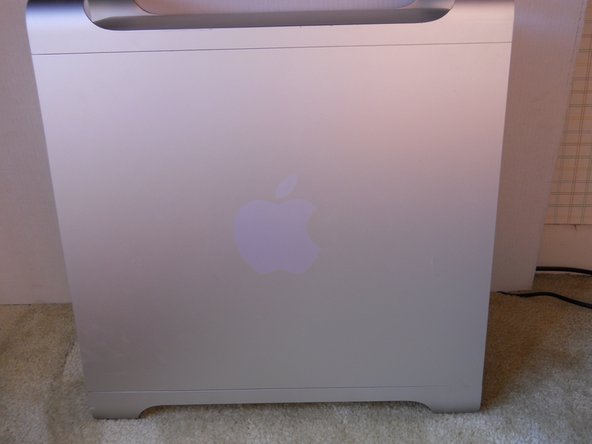 Your (actually my) PowerMac G5