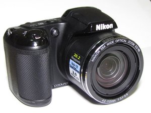 Nikon Coolpix L340 Repair