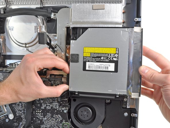 Good-bye optical drive, we hardly knew ye...