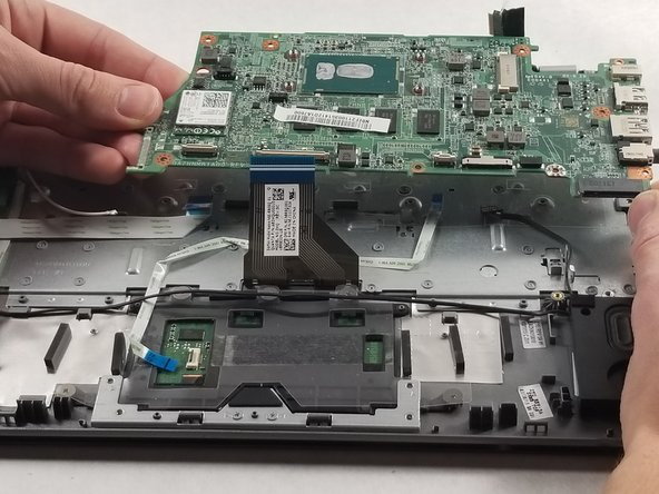 Acer Chromebook C740-C4PE Motherboard Replacement