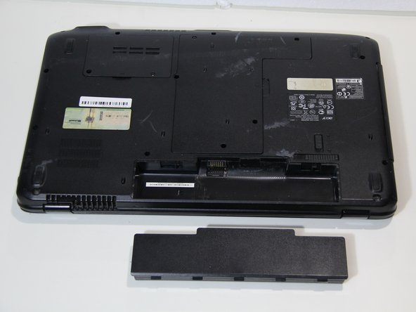 Acer Aspire 5740-5780 Battery Replacement