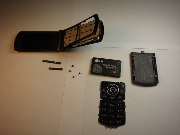 LG VX8560 Keypad Replacement