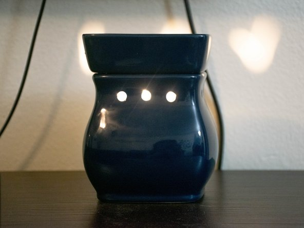 Scentsy Warmer Light Bulb Replacement