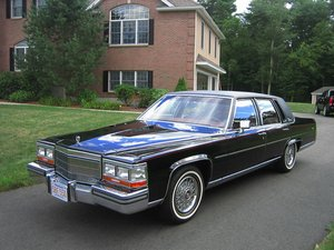 1985-1992 Cadillac Fleetwood Repair