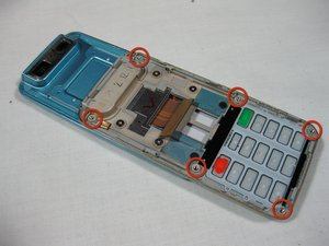 Keypad Housing